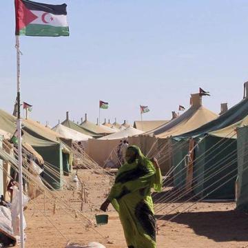 Varios eurodiputados exigen a la ONU que Marruecos cierre la carretera de Guerguerat en el Sahara