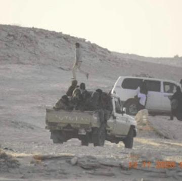 GUERRA EN EL SAHARA   El Ejército saharaui inicia ataques en Mahbes, se informa de intercambio de misiles que ha sido respondido en la segunda región militar