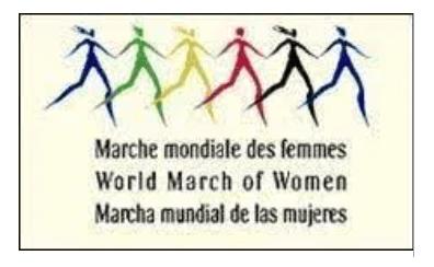 Marcha Mundial de las Mujeres expresa solidaridad al pueblo saharaui   Sahara Press Service