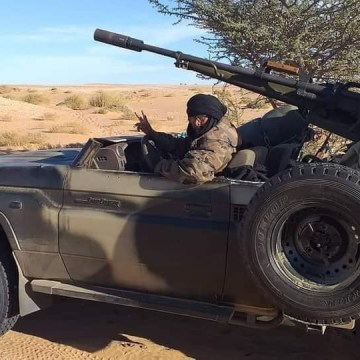 Guerra en el Sahara   Parte de guerra Nº22