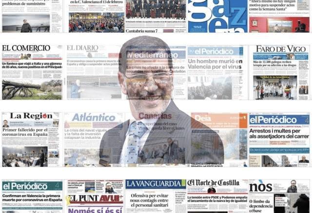 La prensa española ignora en sus portadas las últimas declaraciones polémicas del primer ministro marroquí sobre Ceuta y Melilla