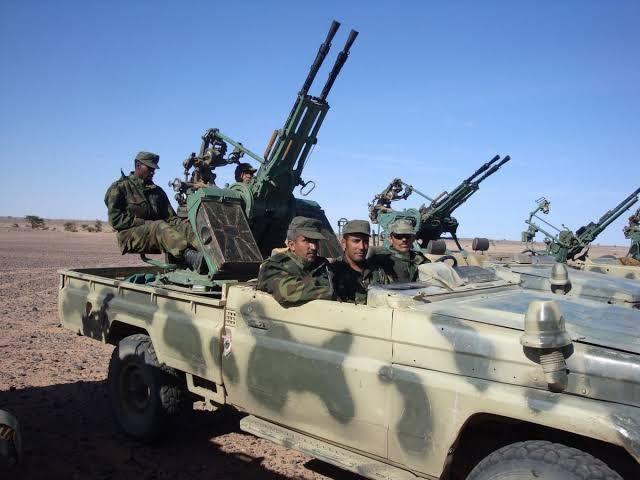GUERRA EN EL SAHARA | Parte de Guerra Nº44