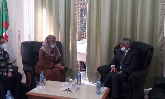 L'Observatoire algérien de veille pour les droits salue la réinscription de la question sahraouie dans l'agenda de l'UA | Sahara Press Service