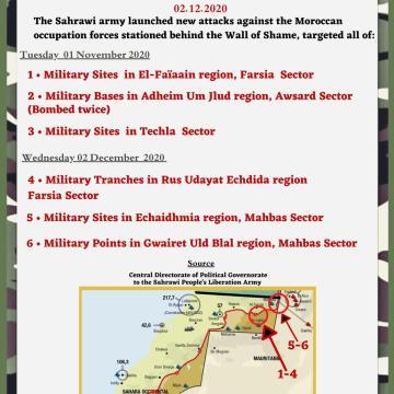 La Actualidad Saharaui: 3 de diciembre de 2020 🇪🇭