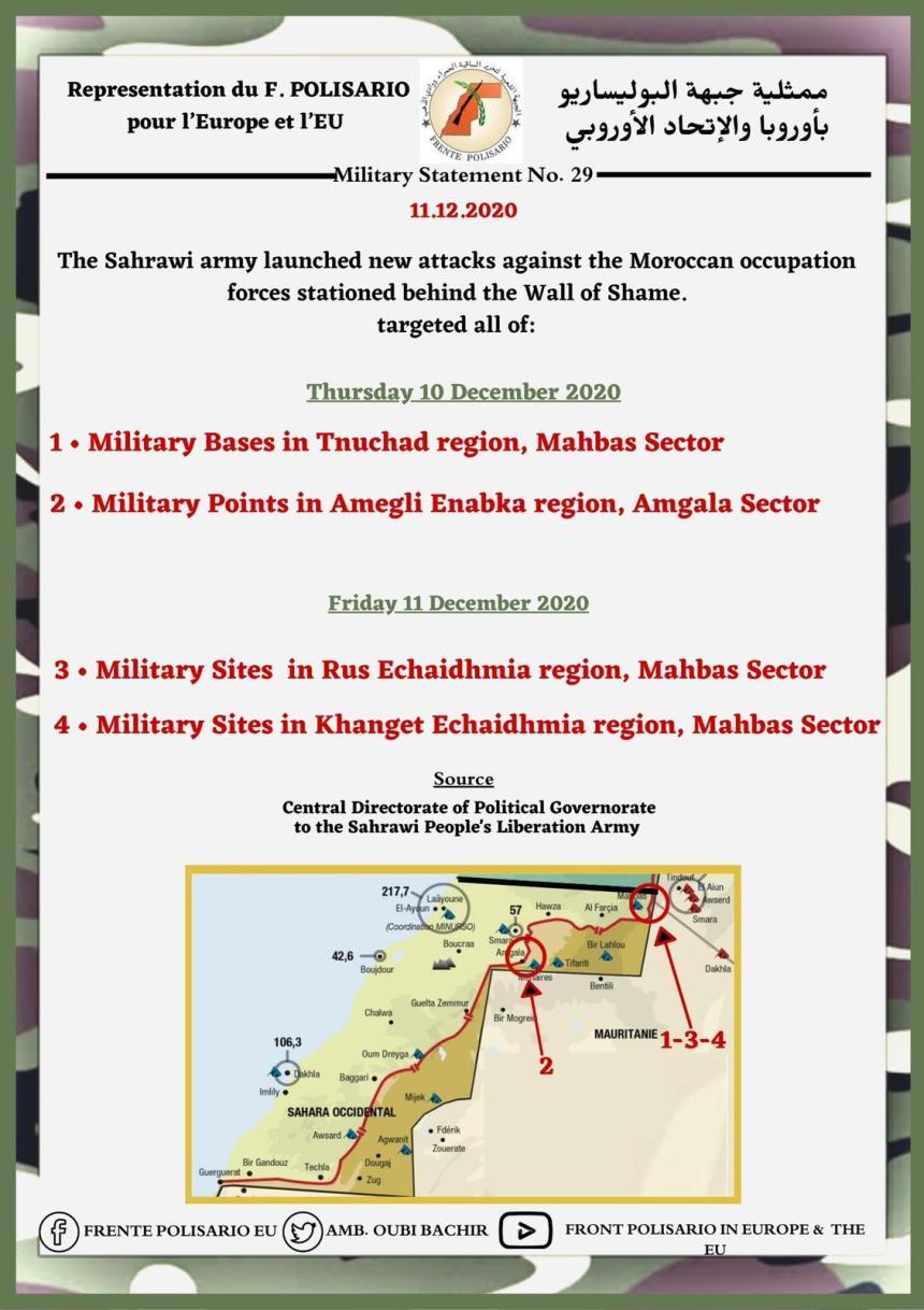 La Actualidad Saharaui: 12 de diciembre de 2020 🇪🇭