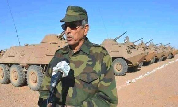 La guerra contra la ocupación podría extenderse al territorio marroquí, afirma el ministro saharaui de Seguridad | Sahara Press Service