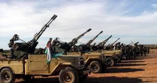 El ELPS continúa con sus bombardeos a guarniciones y atrincheramientos de las fuerzas de ocupación a lo largo del muro militar marroquí | Sahara Press Service