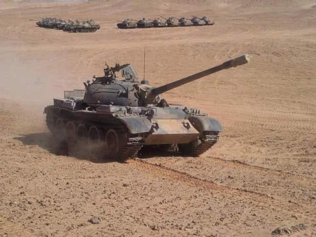 GUERRA EN EL SAHARA | Parte de guerra Nº23