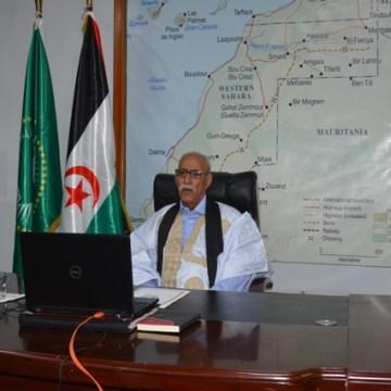 El conflicto entre la República Saharaui y el Reino de Marruecos es sobre todo una cuestión africana, presidente Brahim Gali | Sahara Press Service