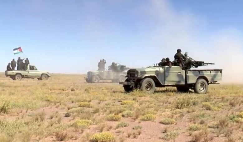 Nuevos ataques contra las posiciones del ejército de ocupación marroquí a lo largo del Muro de la Vergüenza | Sahara Press Service