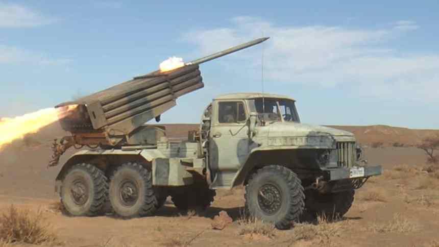 Parte de Guerra Nº 28: Siguen los ataques del ELPS a las posiciones de las fuerzas de ocupación marroquí | Sahara Press Service