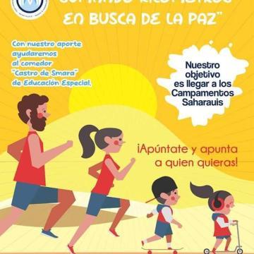 Carrera virtual solidaria de La Piedad en favor de los niños saharauis – Diario Córdoba