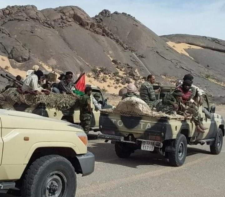 GUERRA EN EL SAHARA | Parte de guerra Nº75