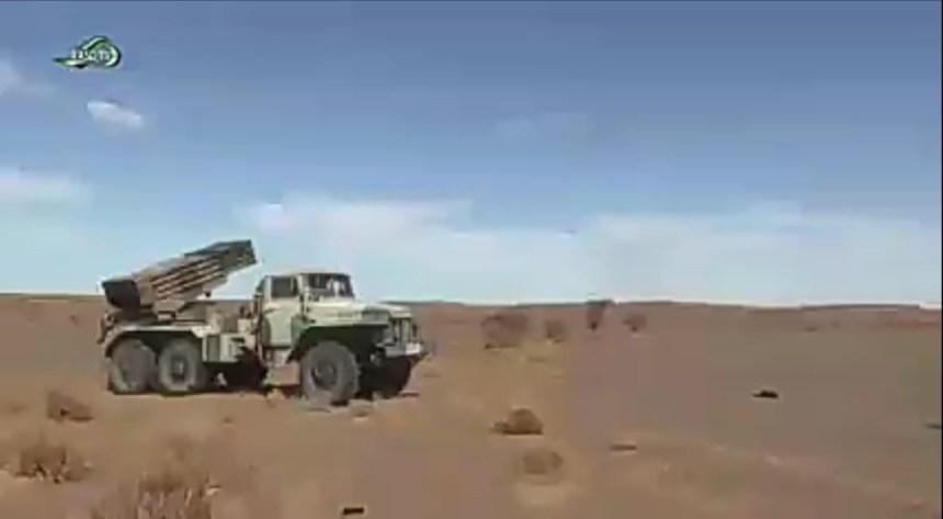 ⭕ GUERRA EN EL SAHARA | Parte de Guerra Nº60
