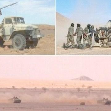 GUERRA EN EL SAHARA | Parte de Guerra Nº62