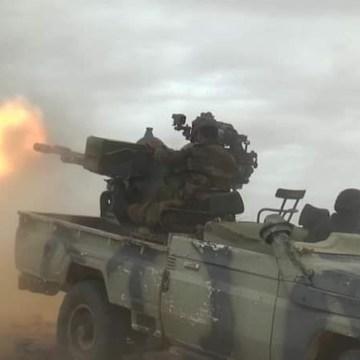 GUERRA EN EL SAHARA    Parte de guerra Nº69