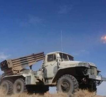 GUERRA DEL SAHARA | El Ejército saharaui bombardea la brecha ilegal de El Guerguerat