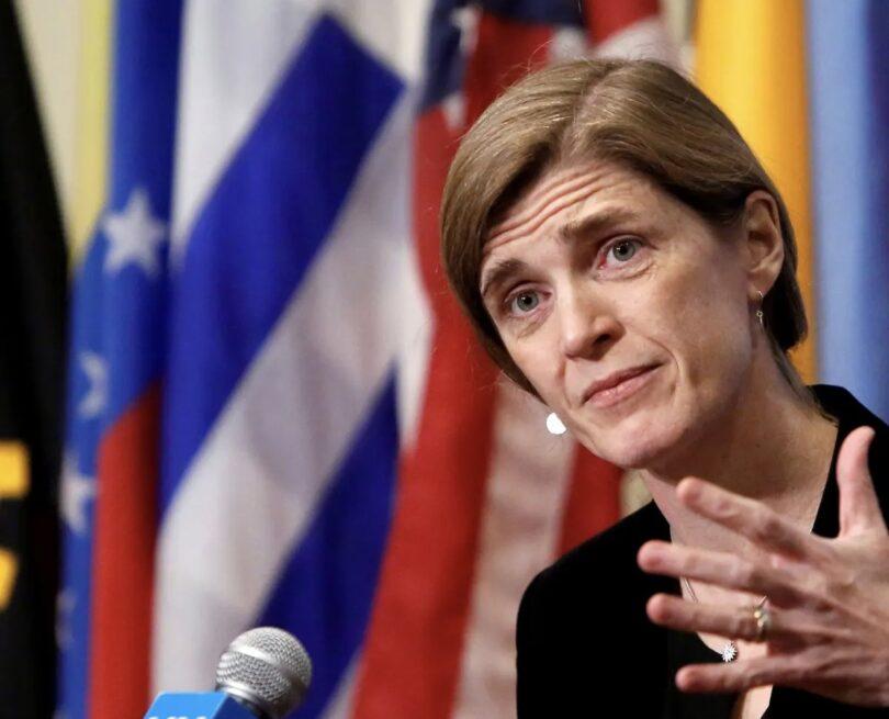 Biden nombra a Samantha Power como directora de USAID