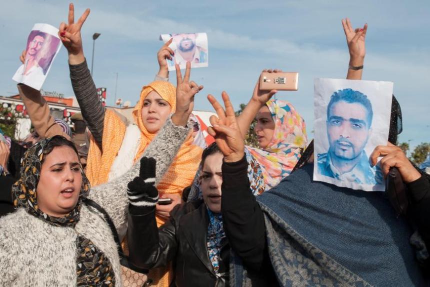 Un preso político saharaui entra en huelga de hambre | Sahara Press Service