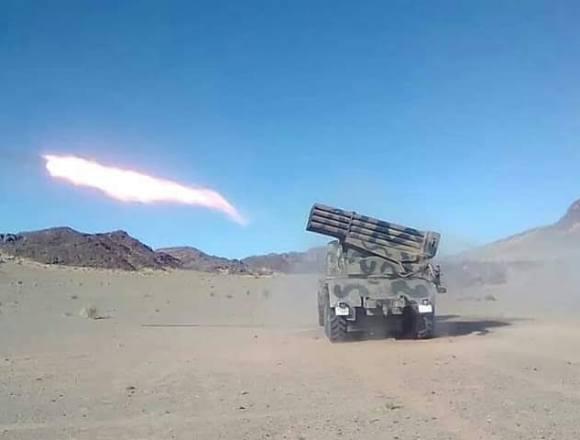 GUERRA EN EL SAHARA   Unidades saharauis atacan en Laagad (Mahbes) y destruyen otro puesto de mando marroquí