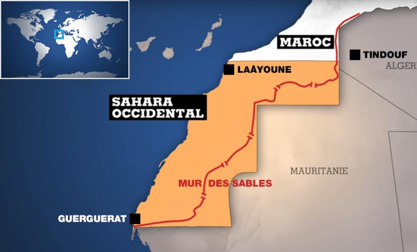 Marruecos ha pagado la apertura de consulados en el Sáhara Occidental – Algaragarat ES