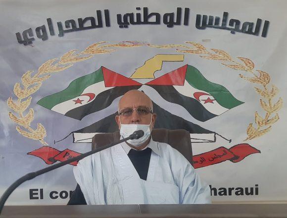 L'importance de conjuguer les efforts pour faire face à l'occupation marocaine soulignée   Sahara Press Service