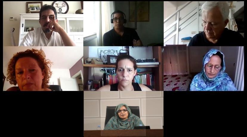 Le Groupe de travail de l'EUCOCO accuse l'ONU de tolérer les provocations de l'occupant marocain | Sahara Press Service