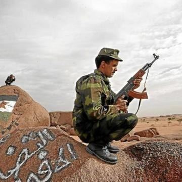 MALAININE SALAMA: cuarenta y cinco años de conflicto y de radio en el Sahara Occidental – DEIA