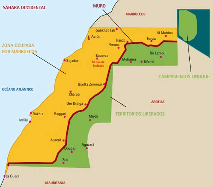Académicos lanzan una Carta de Solidaridad con el Sáhara Occidental, que invitan a firmar