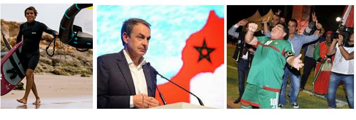 Marruecos utiliza a deportistas y famosos para blanquear la ocupación del Sáhara Occidental   Contramutis