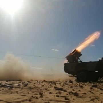 510 ofensivas y continúan los bombardeos contra bases del enemigo a lo largo del muro militar marroquí   Sahara Press Service