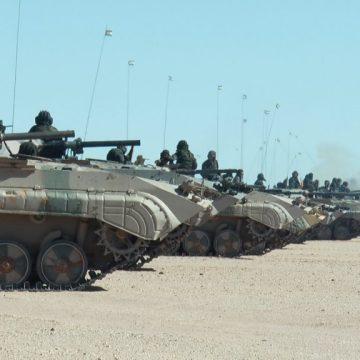 GUERRA EN EL SAHARA | PARTE DE GUERRA Nº89 | El Ejército de Liberación Saharaui penetra de nuevo en Marruecos, destruye un cuartel y arrebata material
