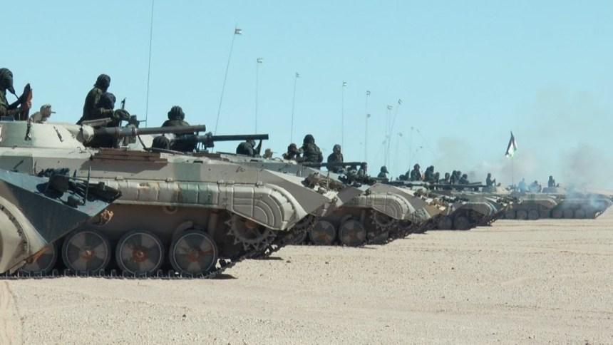 GUERRA DEL SAHARA | Parte de Guerra Nº82
