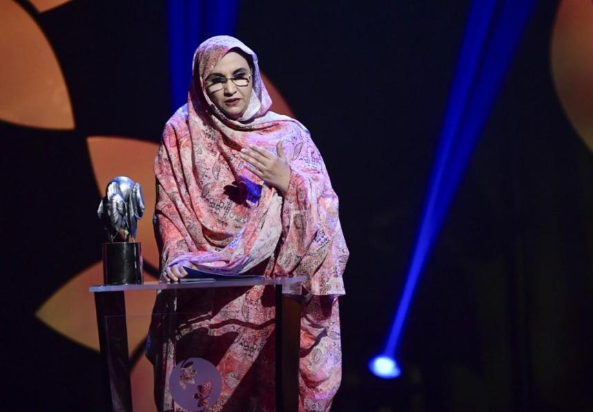 Sahara occidental: Aminatou Haidar versus Jared Kushner, le match incongru des Nobel de la paix   Middle East Eye édition française