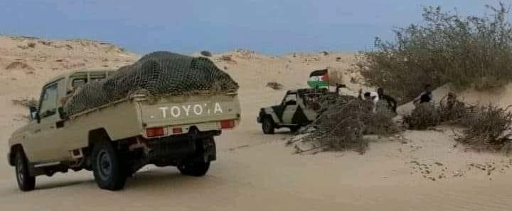 El Ejército saharaui arrasó varios puntos de vigilancia estratégicos en Mahbes