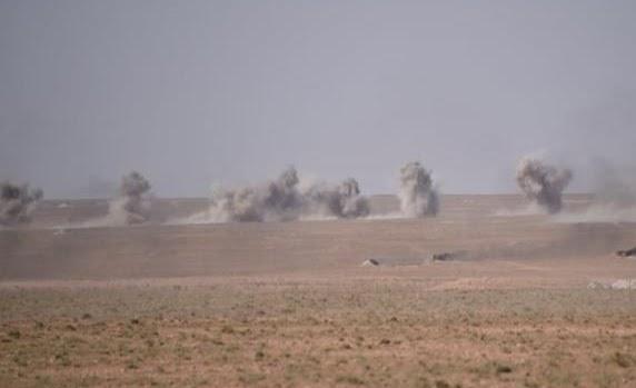 GUERRA EN EL SAHARA | Parte de guerra Nº96