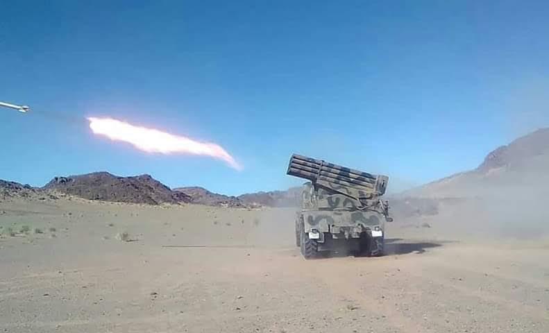 GUERRA EN EL SAHARA | España aconseja a los aviones no sobrevolar el espacio aéreo del Sáhara Occidental.