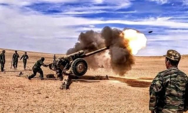 GUERRA EN EL SAHARA | Parte de Guerra Nº107: Guerra del Sáhara Occidental