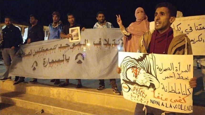 La represión marroquí desata protestas en los territorios ocupados del Sáhara Occidental