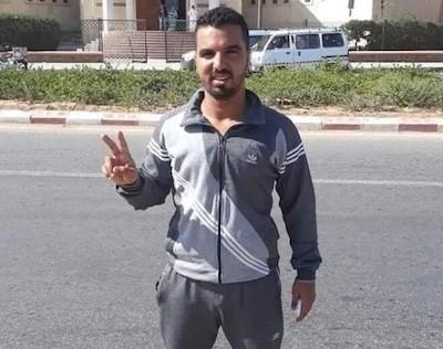 Walid El Batal, periodista saharaui encarcelado