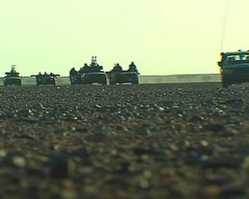 GUERRA EN EL SAHARA | Parte de guerra Nº91
