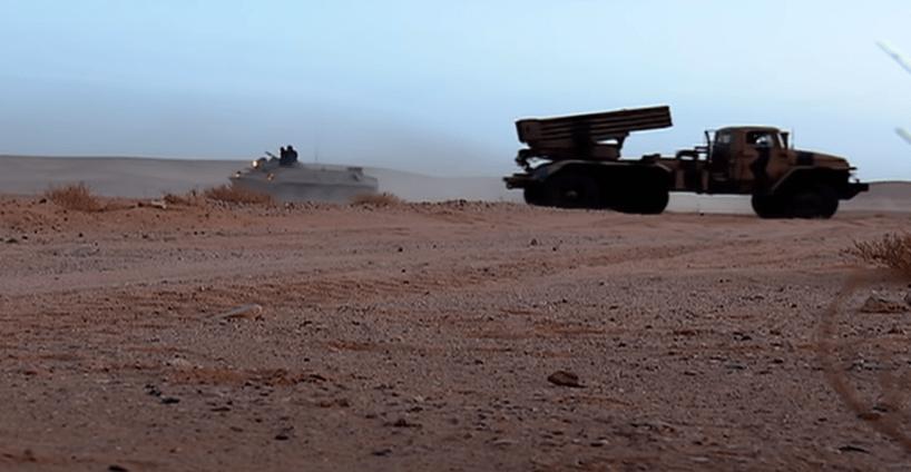 GUERRA DEL SAHARA   Parte de guerra Nº99