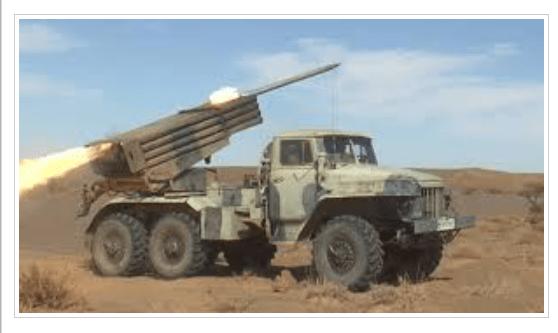 El ELPS bombardea las fuerzas de ocupación en cinco sectores a lo largo del muro militar marroquí | Sahara Press Service