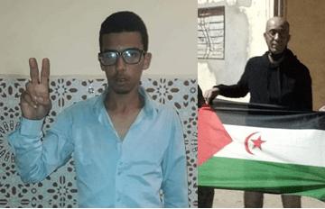 Las fuerzas de ocupación marroquíes secuestran a un activista en Bojador y otro en El Aaiún ocupado