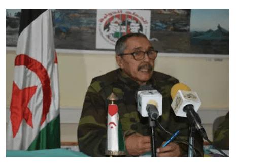 Jatri Adduh afirma que el pueblo saharaui con una moral alta y una determinación férrea va a seguir luchando por su legítimo derecho | Sahara Press Service