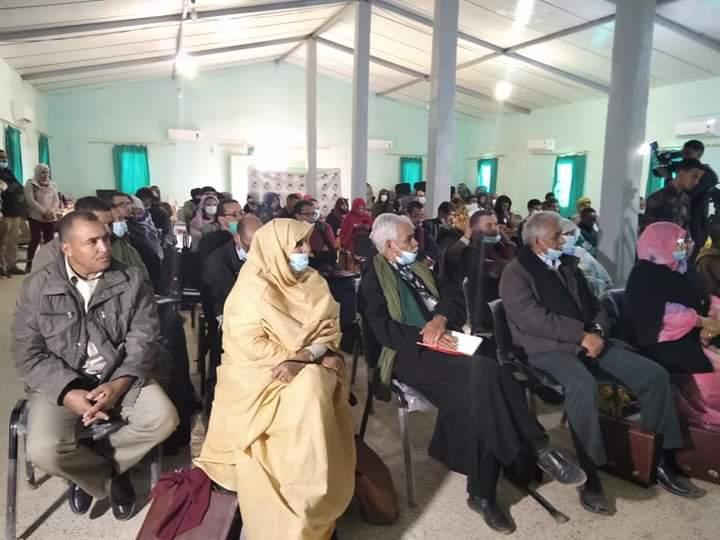 El Foro Social de Solidaridad Saharaui inaugura sus sesiones en los Campamentos de Refugiados Saharauis (video) | Sahara Press Service