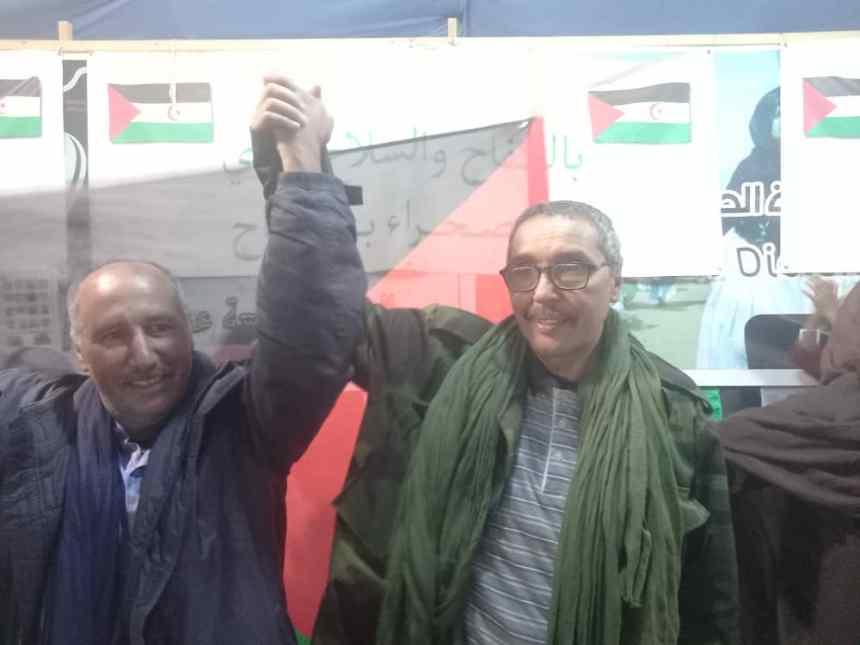 Jatri Aduh segura que el pueblo saharaui continuará su guerra de liberación hasta alcanzar la soberanía total | Sahara Press Service