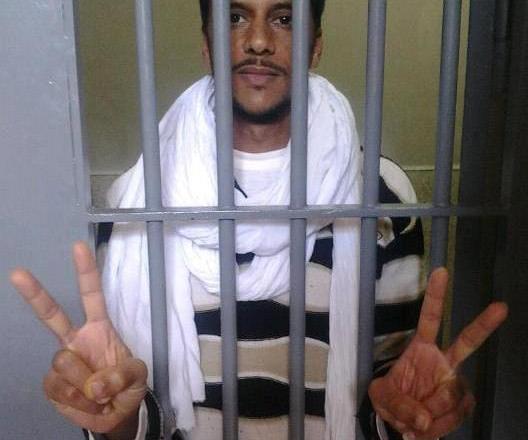 Entran en huelga de hambre presos políticos saharauis para denunciar la situación crítica de Mohamed Lamín Abidín Haddi   Sahara Press Service