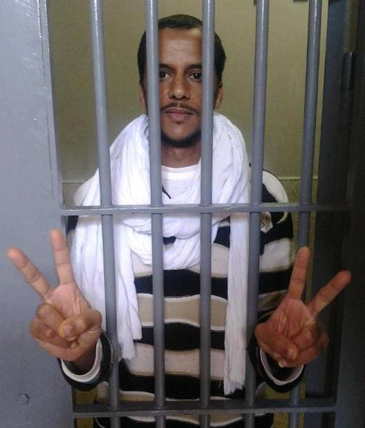 Entran en huelga de hambre presos políticos saharauis para denunciar la situación crítica de Mohamed Lamín Abidín Haddi | Sahara Press Service