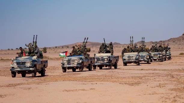 GUERRA EN EL SAHARA | Parte de guerra Nº88